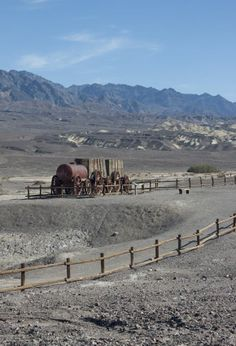 Wagons in the Desert is from Death Valley, Furnace Creek. The team make a promotional appearances ended with an outing in the January 1, 1999, Rose Parade. The team had a shakedown outing in a 1998 Boron, California, parade. The company spent $100,000, refitting the 115-year-old wagons and obtaining harness and mules for the performance. There were no plans for additional public appearances for advertising purposes, as the company no longer had a retail product line.