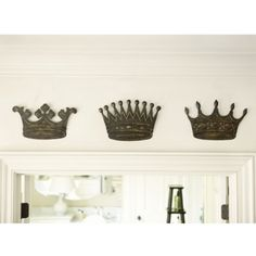 Cute, especially if you are the Queen of Everything. You can get sheet metal pretty cheaply on the internet...don't know if making them would be worth the trouble; they're only $35