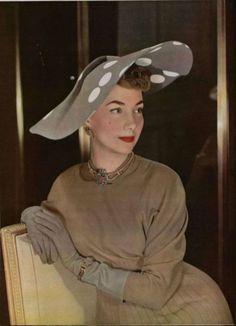 Gilbert Orcel Hat 1948