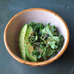 Avocado and Kale Oatmeal - 16 Savory Oatmeal Recipes - Shape Magazine - Page 2