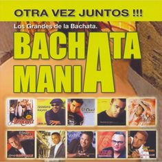 Various Artists - Bachata Manía (Sony) (CD)