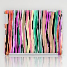 freehand iPad Case by Gabriela Fuente - $60.00