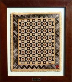 Ampulhetas®; Dimensões: 56 X 49 cm.