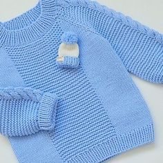 Knitting patterns boys sweaters crochet cardigan 38 new ideas Baby Cardigan Knitting Pattern Free, Baby Boy Knitting Patterns, Baby Sweater Patterns, Knit Baby Sweaters, Knitted Baby Clothes, Knitting For Kids, Knitting Designs, Baby Patterns, Boys Sweaters