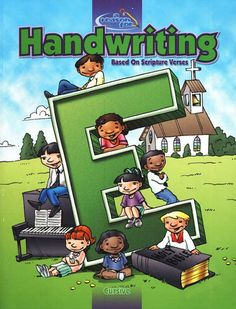 A Reason For Handwriting: Cursive E--Student Worktext, Grade 5