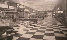 O Aeroporto de Congonhas 50 anos atrás