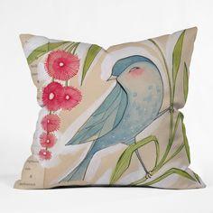DENY Designs Cori Dantini Mister Woven Polyester Throw Pillow & Reviews | Wayfair