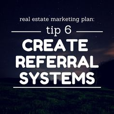 Real Estate Marketing Plans Are Usually Terribly Long And