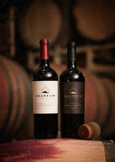 Brandlin Vineyard - Napa Valley, Cabernet, Mount Veeder
