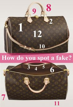 Knock Off Louis Vuitton Purses | ... Louis Vuitton bags , Hipswap.com , How to Spot a fake Louis Vuitton