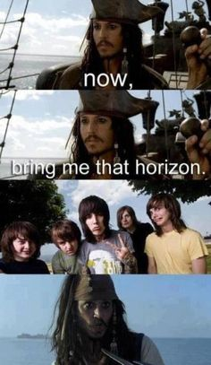 BMTH || I LOVE it! I actually laughed out loud. <<The thing is, they actually got their name from this movie.