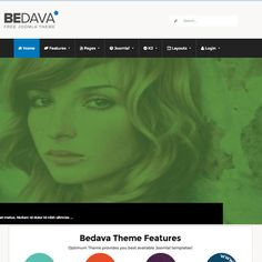 Bedava is a Free Joomla Templates under GNU/GPL Free to download software for Joomla 3.0 and Joomla 2.5 created by Optimum a Joomla Templates Provider