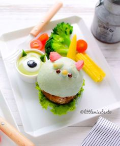 圖像中可能有美食 Mini Burgers, Little Miss, Bento, Avocado Toast, Homemade, Meals, Breakfast, Ethnic Recipes, Instagram