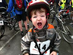 Great article about biking with children.