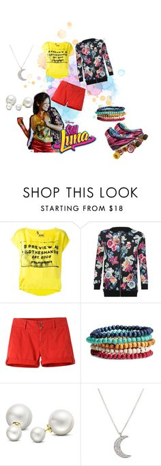 """""""soy luna"""" by maria-look on Polyvore featuring 5 Preview, WearAll, Mountain Khakis, Allurez and Finn"""
