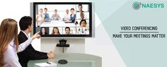 The Importance of Video Conferencing Solutions for Businesses,  In today's globalized business environment, with employees located around the world, technology has shifted the perception of how people conduct business.
