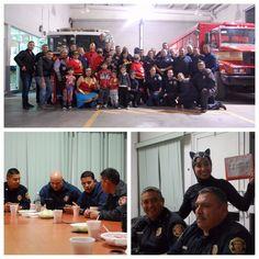 Agradece Asociación Civil Dream Fire labor de los bomberos con emotiva cena   El Puntero