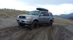 Toyota Sequoia Toytec lift Sequoia Camping, Toyota Sequioa, Colorado Springs Camping, Off Road Camping, Large Suv, Expedition Vehicle, Fender Flares, Camping Equipment, Land Cruiser
