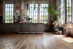 Parquet Listone Giordano réserve Mareggiata Genova 1260_Rovere #woodfloor #pavimenti #design #wood #parquet #handcrafted www.listonegiordano.com