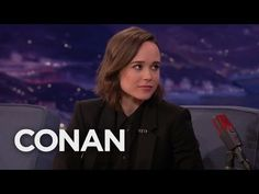 Ellen Page Will Name Your Pet For You - CONAN on TBS - Wagjob