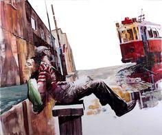 Creative Paintings by Dan Voinea