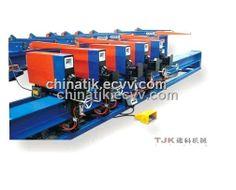Five header vertical rebar bender machine (G5L16) - China ;rebar bender machine;stirrup bender, TJK