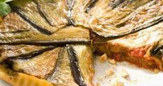 #Cook-Kouk by #Koukouzelis #market: Tάρτα μελιτζάνας