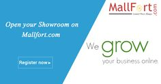 Grow your business online on MallFort.Com