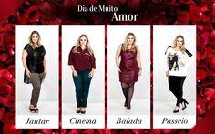 Surpreenda o seu amor com um look da Kiss Flower! Escolha qual o seu modelo preferido para a ocasião e arrase!