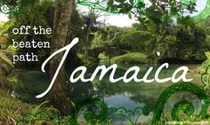 Favorite Places to Visit in Jamaica: Off the Beaten Path -Blue Hole -Little Ochi Restaurant -Galina Breeze Hotel -Great Huts -Treasure Beach and Jake's Triathlon