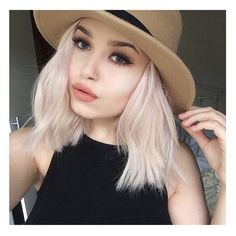 blonde, grunge, hat, i, icons, nose ring, short hair, site model, teen, claudia sroka
