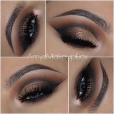 Gorgeous cut crease by @amysmakeupbox