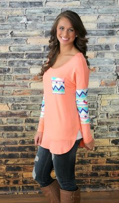 The Pink Lily Boutique - Waiting For Sundown Tunic, $36.00 (http://thepinklilyboutique.com/waiting-for-sundown-tunic/)