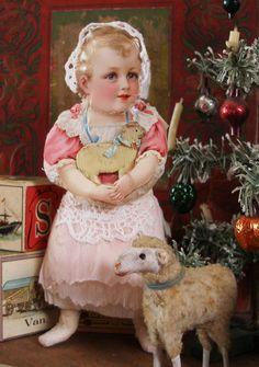 http://www.ebay.de/itm/Watte-Kind-Maedchen-mit-Schaefchen-/272366460367?