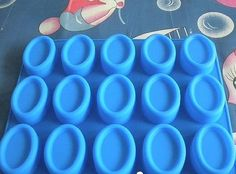 silicone soap mold cake moldA little wear scar no by mooncakeshop, $6.00