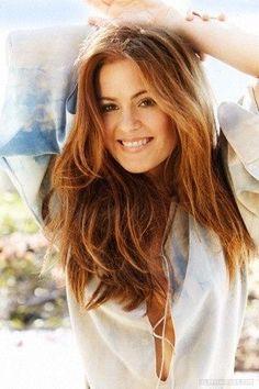 Beautiful Isla Fisher