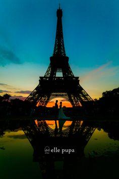 フランスハネムーンフォト撮影 vol.1-3 |*elle pupa blog*
