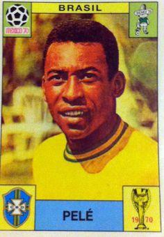 Pelé, mundial México 1970.