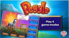 Top iPhone Game #102: Peggle - PopCap by PopCap - 04/23/2014