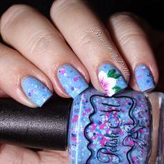BruisedUpDollie Nails: Polish 'M swatches and some art!