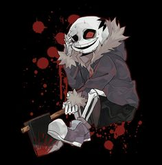 Undertale Love, Undertale Fanart, Frisk, Horror Sans, Sans Cute, Rpg Horror Games, Underswap, The Villain, Yandere