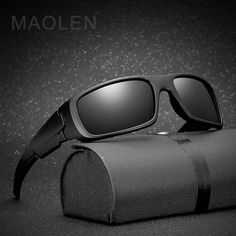 40470209529  FASHION  NEW MAOLEN 2018 Brand Sunglasses New Sports Sunglasses Men Women  Fashion Eyewear Reduce