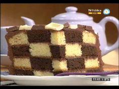 ▶ Torta damero Parte 1 - YouTube