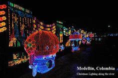Medellíns Lighting by Natalia Villaba