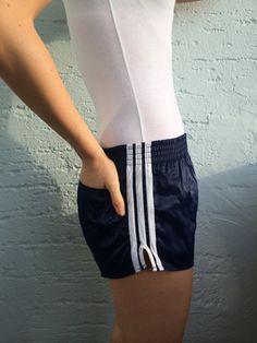 Vintage adidas shorts 1980