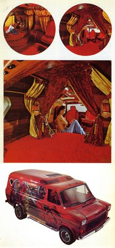 funsunvan:  Lawrence of Arabia van.For hot summer nights…