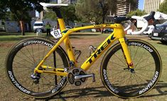 Jack Bobridge's Trek Madone 9 Series Project One, Tour Down Under - 2016 Motorcycle Shop, Moto Bike, Trek Road Bikes, Bmx Cycles, Bike Seat Cover, Trek Madone, Push Bikes, Bicycle Race, Cool Bicycles