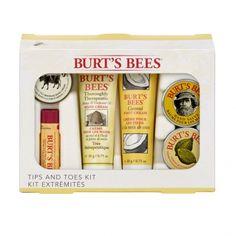 ♥Burts Bees Tips and Toes Kit