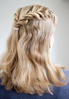Twisted Reign Hairstyle http://www.haaraamo.fi