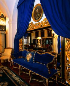 Suite Duca di Genova in the Papal Villa - Relais La Suvera, Tuscany